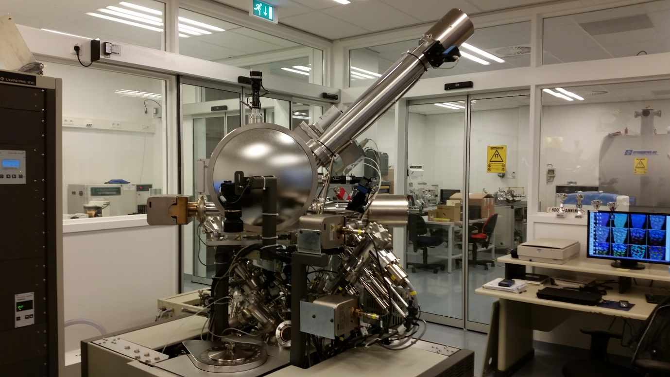 nanoTOF MS/MS at Maastricht University